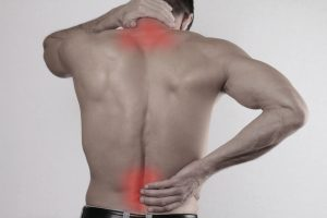 Back and Neck Pain common in Summer Warriors!