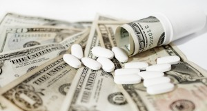 Suppression is expensive in medicines