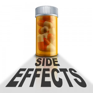 Side effects come from all medications