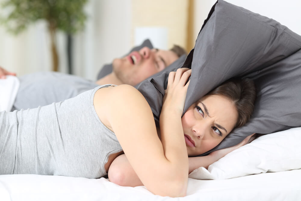 Loud Snoring? Sleep Apnea is Life-Threatening!