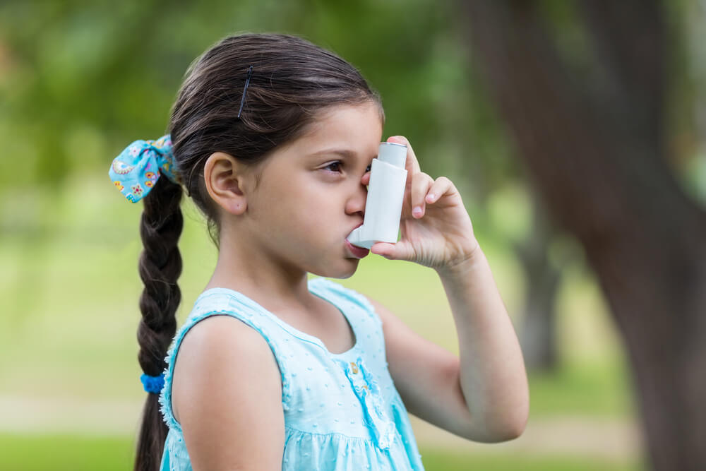 Wheezing in Small Children: Alternative to Inhalers!